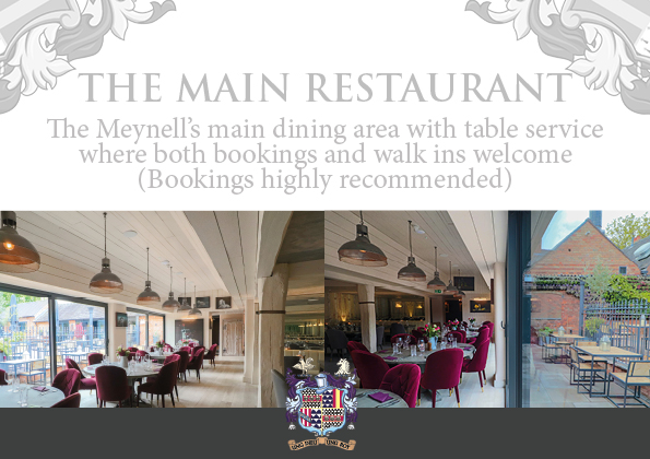 MIA - Main Restaurant