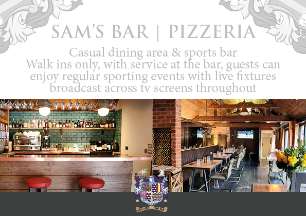 MIA - Sams Bar